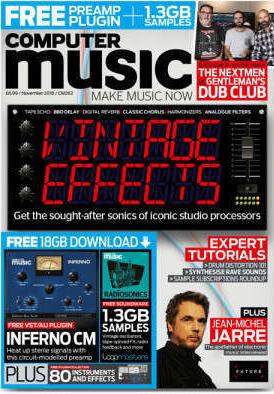 ComputerMusic November 2018 Issue